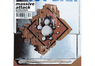 Massive Attack - Protection (CD)