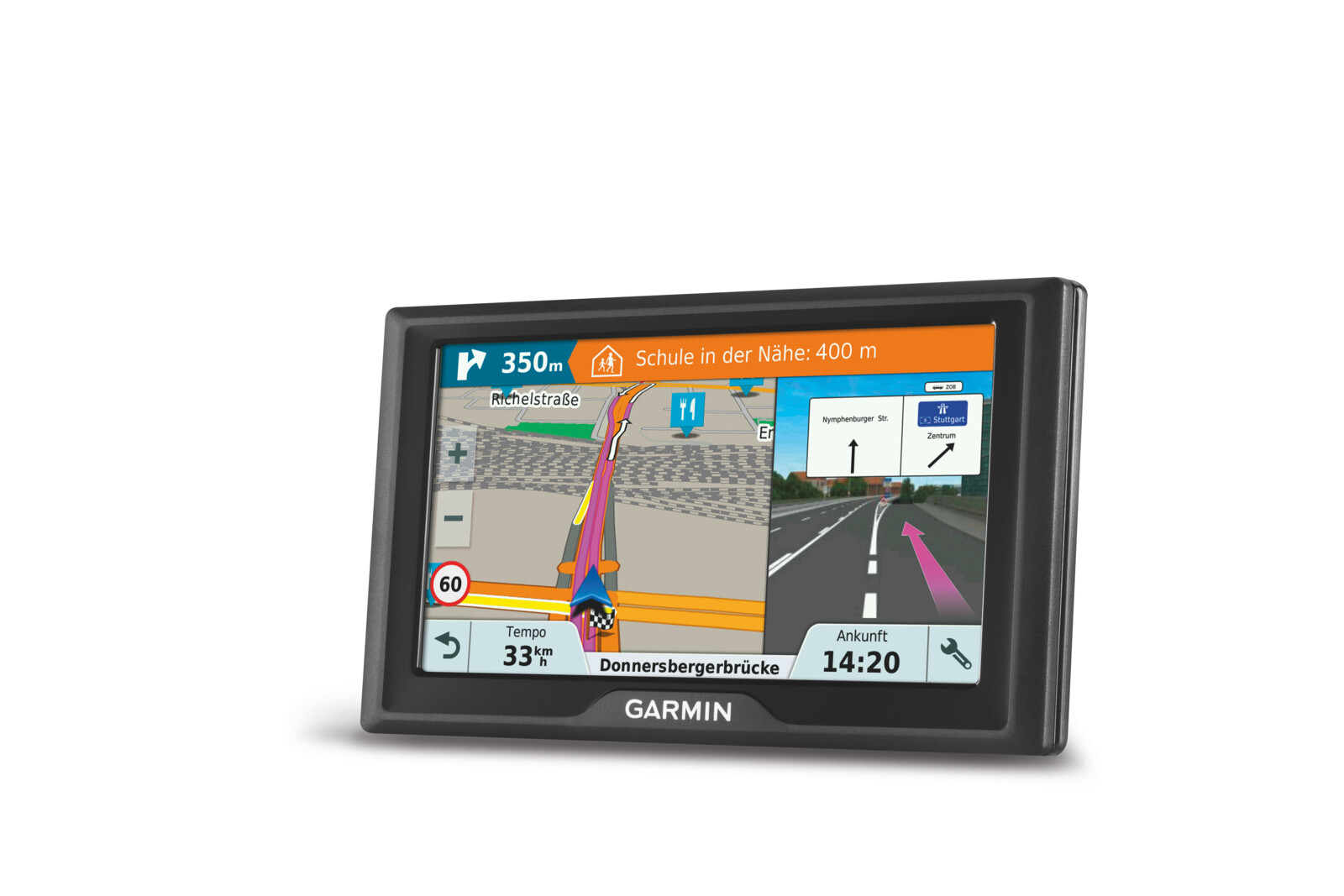 garmin drive 61 lmt s ce pkw navigationsger t 6 zoll. Black Bedroom Furniture Sets. Home Design Ideas