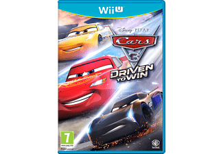 Cars 3: Driven to Win  Wii U