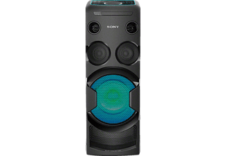 SONY MHC-V50D, All-in-one High Power Audio System, Schwarz