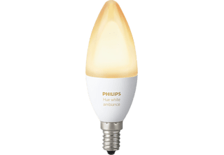 PHILIPS Ledlamp Hue White Ambiance E14