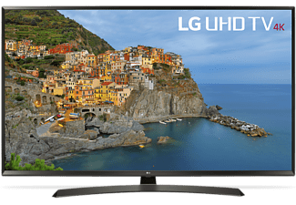 "TV LG 49UJ634V 49"" IPS FULL LED Smart 4K"