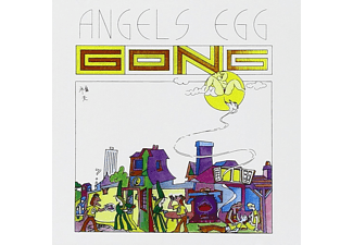 Gong - Angel's Egg (Radio Gnome Invisible Part II) (Bonus Tracks, Remastered Edition) (CD)