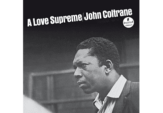 John Coltrane - A Love Supreme (Digipak, Remastered Edition) (CD)