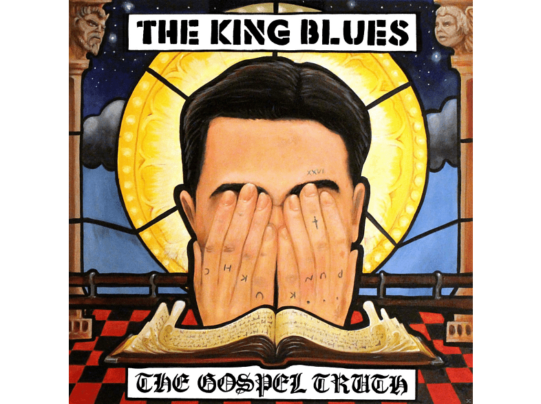The King Blues - The King Blues [CD]