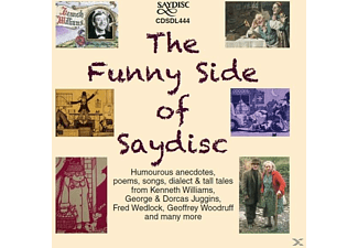 VARIOUS - The Funny Side of Saydisc - (CD)