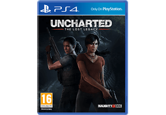 Uncharted: The Lost Legacy | PlayStation 4