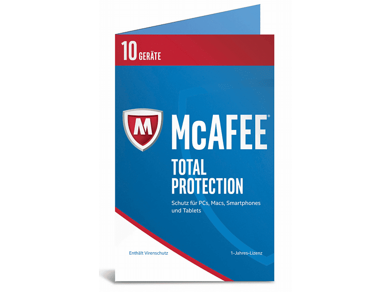 2017 Total Protection 10 Geräte (Bi-fold) (Code in a Box)