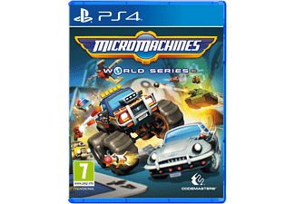 Micro Machines World Series | PlayStation 4