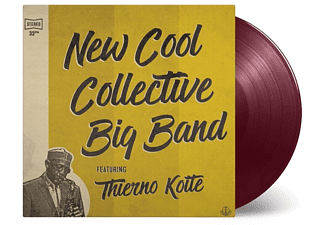 New Cool Collective Big Band, Thiermo Kotte - Featuring Thierno Koite (LTD Purple/Red Mix Vinyl) - (LP + Download)