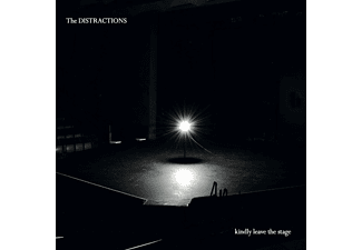 The Distractions - Kindly Leave The Stage - (CD)