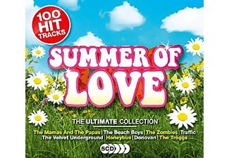 VARIOUS - Ultimate Summer Of Love - (CD)