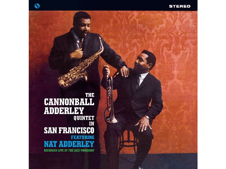 Nat Adderley, Cannonball - Quintet Adderley - In San Francisco [Vinyl]