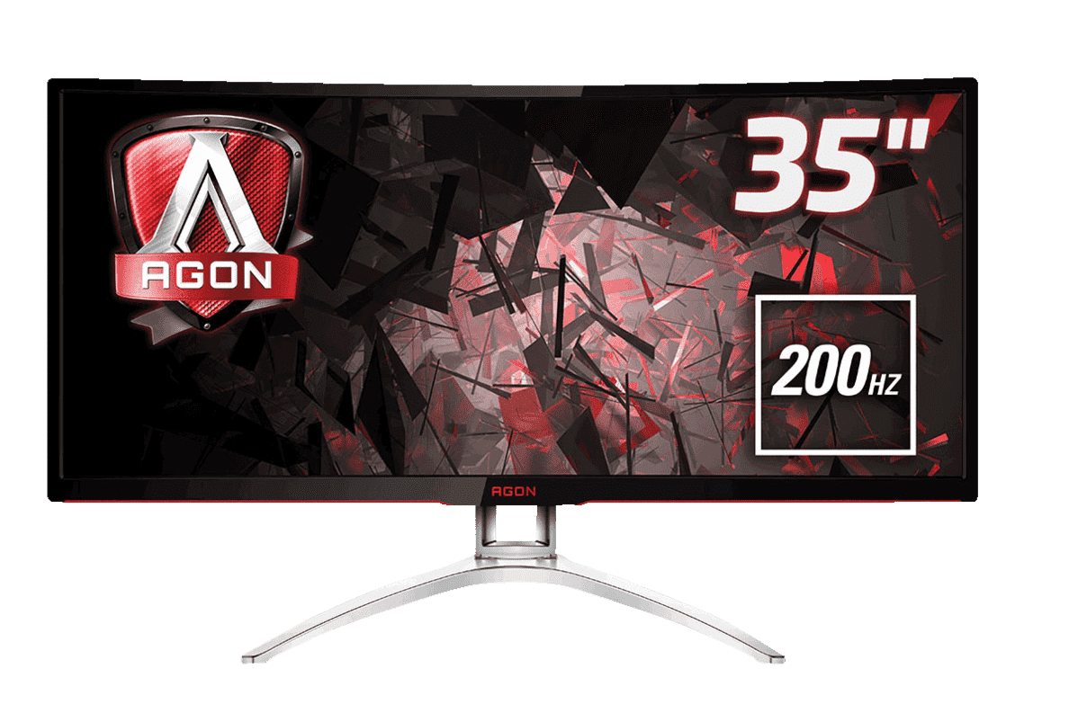AOC  AGON AG352QCX Curved Gaming Monitor | 04038986115896
