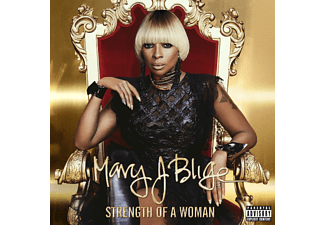 Mary J. Blige - Strength Of A Woman (Explicit) (CD)