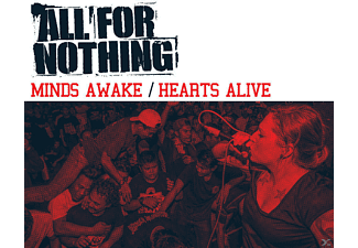 All For Nothing - Minds Awake/Hearts Alive (re - (Vinyl)