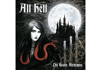 All Hell - The Grave Alchemist - (CD)