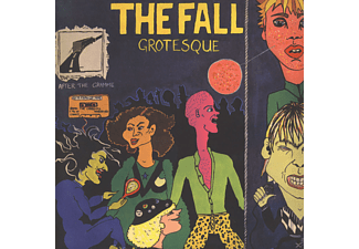 The Fall - Grotesque - (Vinyl)