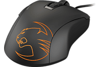 ROCCAT Kone Pure - Optical Owl-Eye Gaming Maus, Schwarz