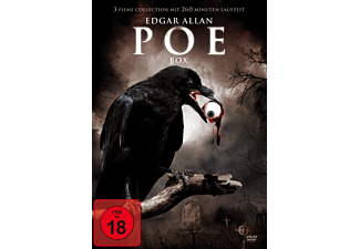 Edgar Allan Poe - Box Edition (3 Filme) - (DVD)
