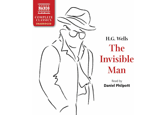 The Invisible Man - 4 CD - Hörbuch