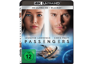 Passengers - (4K Ultra HD Blu-ray)