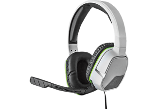 Auriculares Gaming - PDP Afterglow LVL 3, Para Xbox One, Blanco