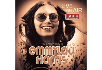 Emmylou Harris - Live On Air/The Early Years - (CD)