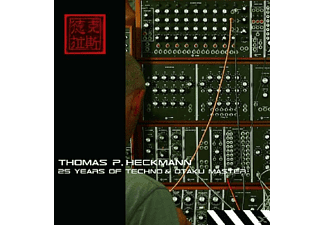 Thomas P. Heckmann, VARIOUS - 25 Years Of Techno - (CD)