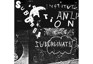 Institute - Subordination - (Vinyl)