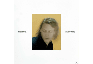 R.G. Lowe - Slow Time - (CD)