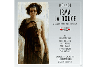Chorus And Orchestra Of The London Westend Perform - Irma La Douce - (CD)