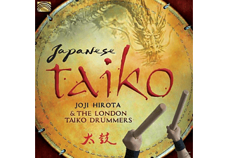 Joji Hirota & The London Taiko Drummers - Japanese Taiko - (CD)