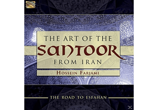 Hossein Farjami - The Art Of The Santoor From Iran-Road To Esfahan - (CD)