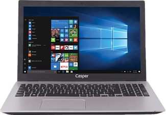 CASPER F600.7200-8T45T-S i5-7200 8GB 1TB 2GB 940M 15.6 inç Full HD Notebook