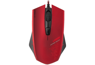 SPEEDLINK Souris gamer Ledos Rouge (SL-6393-RD)