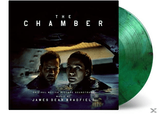 Various - The Chamber (LTD Transparent Green/Black Swirled) - (Vinyl)