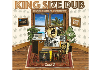 VARIOUS - King Size Dub-Germany Downtown 3 - (CD)