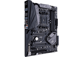 ASUS Crosshair VI Hero AM4 X370 USB 3.1 M.2 Anakart