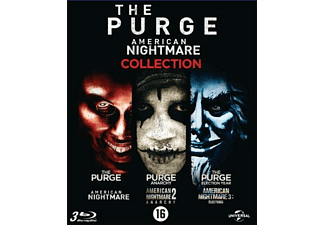 The Purge Collection Blu-ray