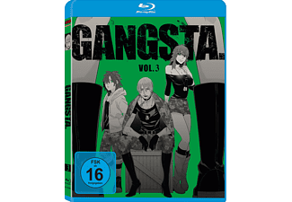 Gangsta - Vol. 3.4 (7-9) - (Blu-ray)