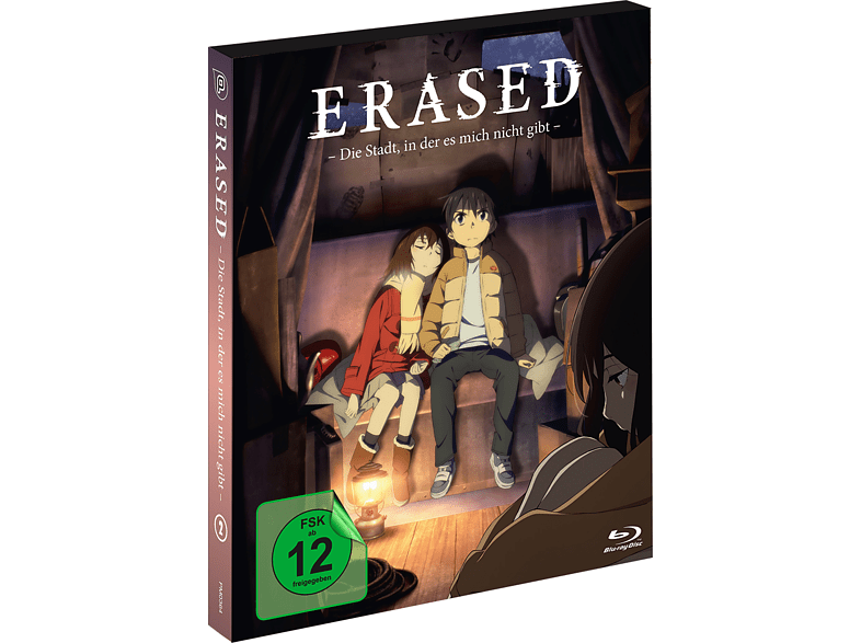 Erased - Vol. 2 / Eps. 07-12   [Blu-ray]
