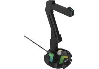 L33T Headset stand med RGB-lampa
