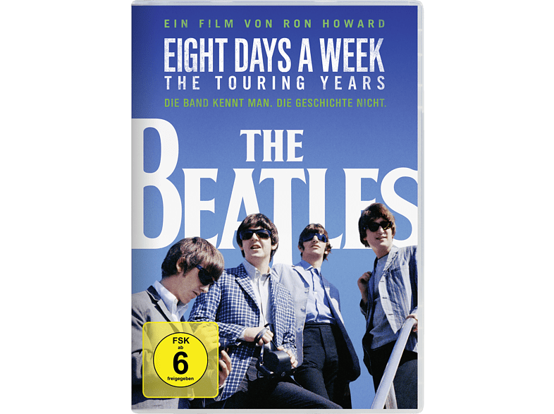The Beatles: Eight Days a Week - The Touring Years [DVD]