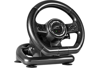 SPEEDLINK Black Bolt Racing Wheel PC (SL-650300-BK)