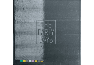 VARIOUS - Early Days (Post Punk,New Wav - (LP + Bonus-CD)