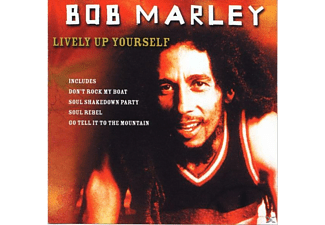 Bob Marley - Lively Up Yourself - (CD)