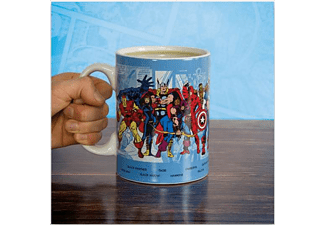 Marvel Comics Charaktere Becher