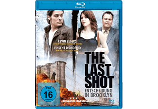 The Last Shot-Entscheidung in Brooklyn - (Blu-ray)