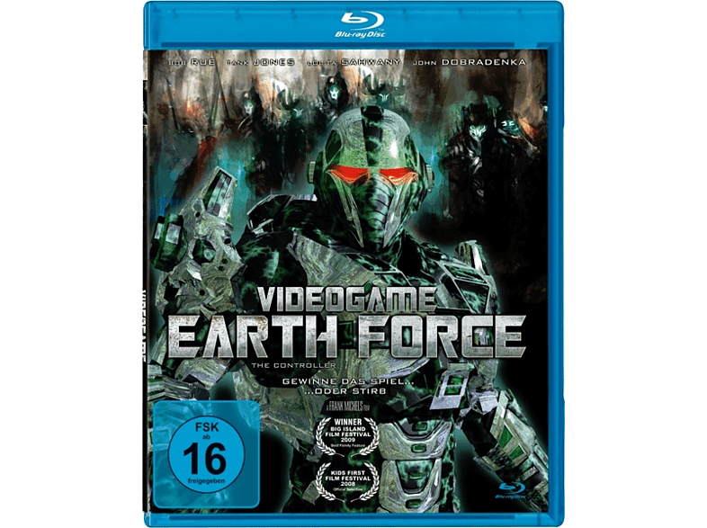 Videogame Earth Force-The Controller [DVD]